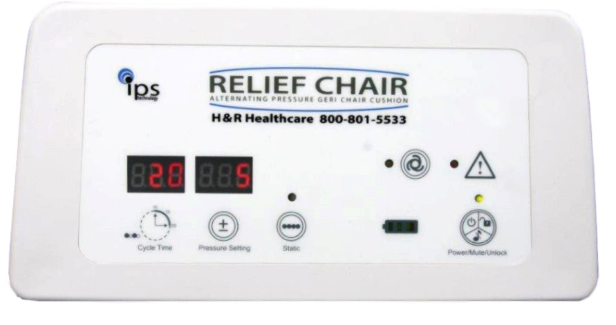 Relief Chair pump