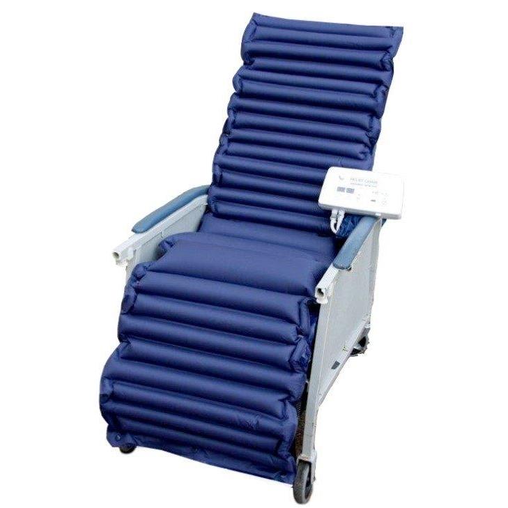 relief chair alternating pressure geri chair cushion ips technology